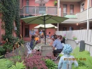 Les Salons dans mon jardin du Plateau